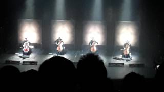 Apocalyptica - Harvester of sorrow [Moscow 23.04.17]