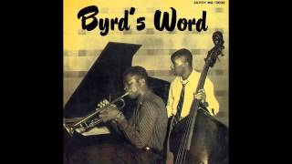 Donald Byrd - SOMEONE TO WATCH OVER ME