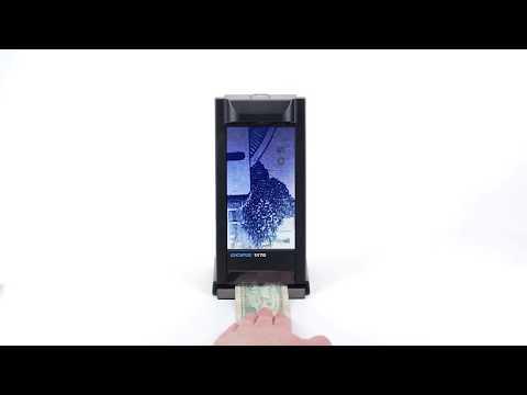 DORS 1170  infrakamerás valutavizsgáló