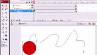 CREATE ANIMATION IN FLASH.avi