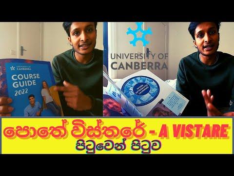 Australian University Course Guide   University of Canberra