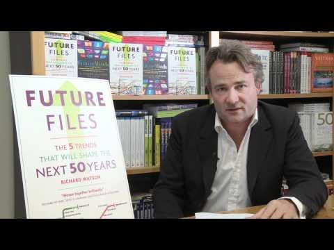 Richard Watson, Future files
