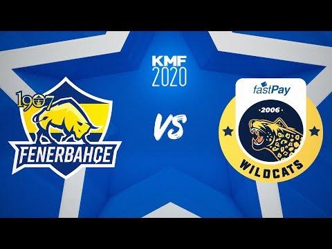 2020 Kış Mevsimi Finali - 1907 Fenerbahçe Espor ( FB ) vs fastPay Wildcats ( IW ) - VFŞL
