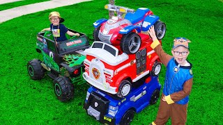 Paw Patrol Ready Race Rescue   Videos for Kids