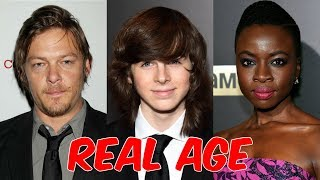 The Walking Dead Cast Real Age 2018 ❤ Curious TV ❤