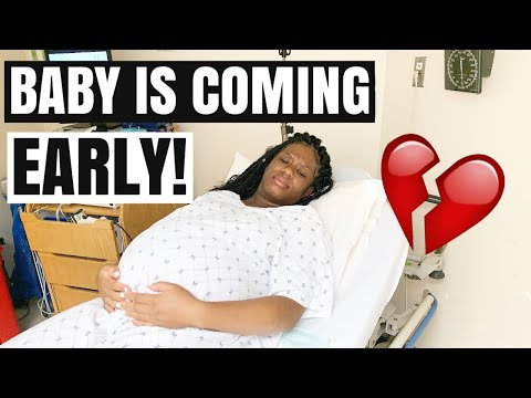 EMERGENCY TRIP TO THE HOSPITAL! THE BABY WON'T MOVE! 37 WEEKS PREGNANT