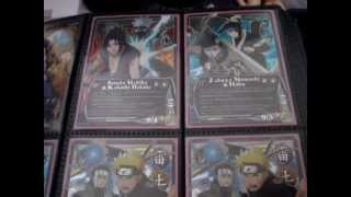 Naruto Ccg Tcg Super Rare Cards For SELL/ Trade Proof/ Binder Update!!