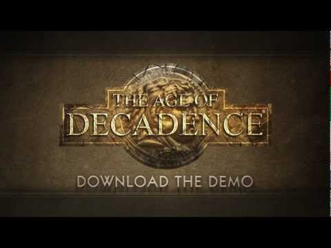 The Age of Decadence Trailer thumbnail