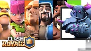 Gambar cover Cara Main Game Android Clash Royale Di PC Dengan KOPLAYER