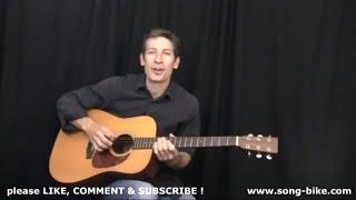 """The 59th Street Bridge Song (Feelin' Groovy)"" by Simon & Garfunkel: 365 Riffs 4 Beginning Guitar !!"