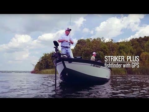 Garmin Striker Plus 7cv halradar videó