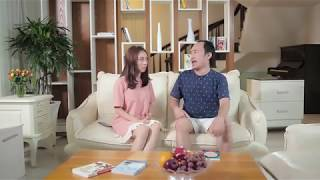 INTEX: Aqua view - Thu Trang - Tiến Luật tán chuyện tập 1