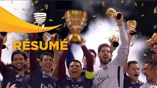 Paris Saint-Germain - AS Monaco ( 3-0 ) (Finale) - Résumé - (PSG - ASM) / 2017-18