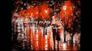 dahil sa pag-ibig - jericho rosales (lyrics on screen)