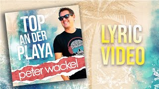 Peter Wackel – Top an der Playa