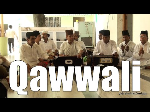 Bekhud kiye dete hain - performed by Iftekhar Ahmed Qawwal and party