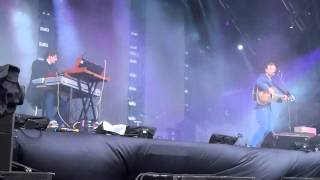 Cherry Ghost - Thirst For Romance - Jodrell Bank June 2012