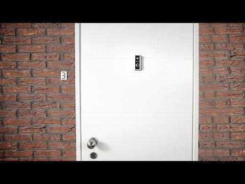 Ring Caméra de vue de la porte (WiFi)