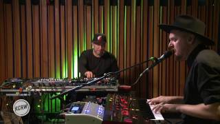 'Hard Liquor' live from KCRW's Morning Becomes Eclectic