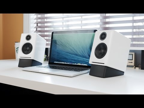 Audioengine A2+ Speaker Review Mp3