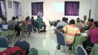 Haitian NGOs build capacity to manage projects
