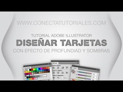 Tutorial Illustrator// Diseña tus tarjetas de visita