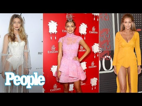 Gigi Hadid Dishes On Her Best Red Carpet Looks | Celeb Style | People