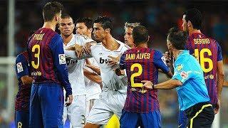 Ronaldo'yu Daha Önce Hiç Böyle Görmediniz ! Ronaldo'nun Sinirli ve Karanlık Yüzü