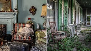 Photographer Captures Eerie Abandoned Buildings Before Theyre Gone Forever