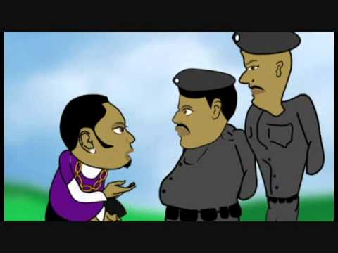 Why you should never argue with Nigeria Police (House of Ajebo)