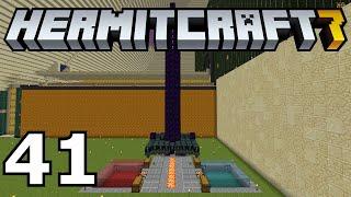 Hermitcraft 7: New Nether Tree Farm! (Episode 41)
