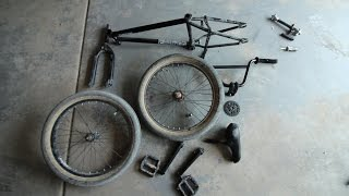How To Build a BMX BIKE! (STEP BY STEP)