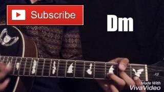 Musafir-Reprise (Arijit Singh) | GUITAR LESSON | BILAL AHMED