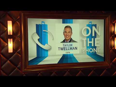 ESPN's Taylor Twellman Talks World Cup, USA Soccer with Rich Eisen | Full Interview | 6/25/18