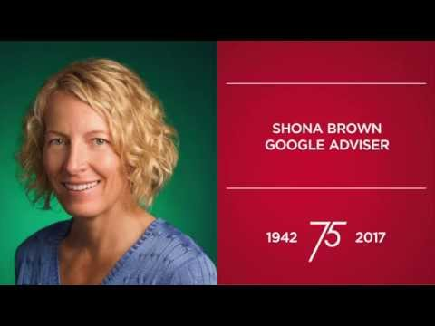 Celebrating our Best: Shona Brown
