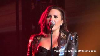 Here We Go Again-Demi Lovato World Tour: Albany, NY 09|07|14