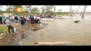 Body of female victim in L. Nakuru copter crash retrieved