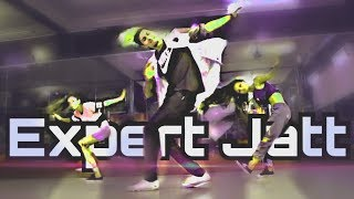 EXPERT JATT  Dance Choreography | Nawab  | Ashish Bhatia FULL VIDEO LATEST Superhit Songs