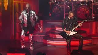 """""""Guardians Intro & Firepower & Running Wild"""" Judas Priest@Anthem Washington DC 3/18/18"""