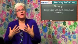 ABA Jargon: Fluency