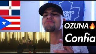 Juhn, Ozuna   Confia Remix [Video Oficial] REACTION