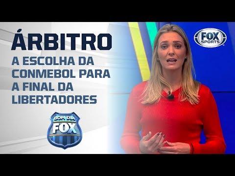 NADINE BASTOS EXPLICA TROCA DE ÁRBITRO DE VÍDEO PARA FINAL