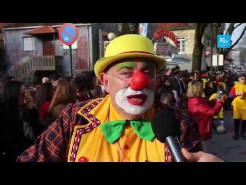 Carnaval Solidário 2018  em Arcos de Valdevez | Peneda Gerês TV