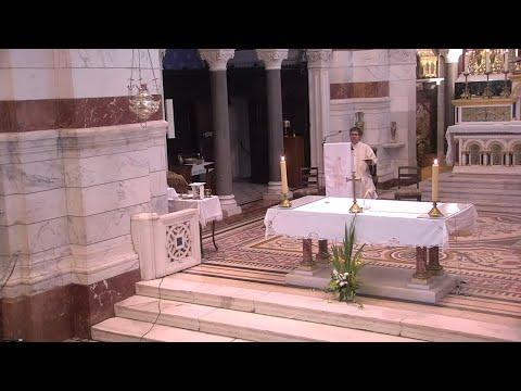 Laudes et Messe du 29 juillet 2021 à Notre-Dame de la Garde