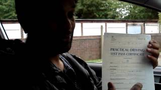preview picture of video 'RICKMANSWORTH-DRIVING TEST PASS FOR PRASANTH'