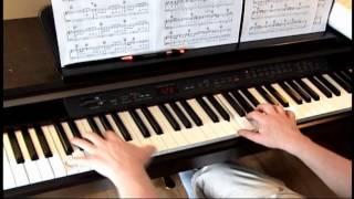 You Needed Me -- Boyzone --Anne Murray -- Piano