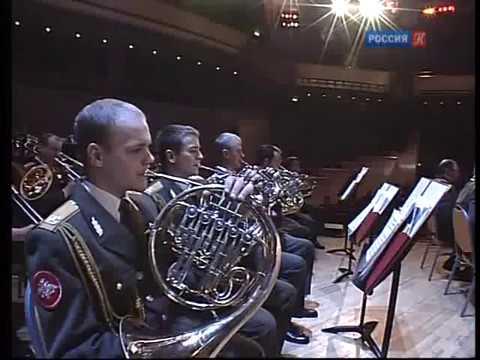 """Марш """"Вступление Красной Армии в Будапешт"""" (Семён Чернецкий)"""