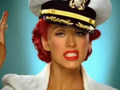 Christina Aguilera   Candyman Official Music Video Mp3