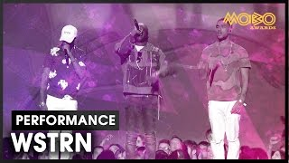 'In2' | WSTRN | live at MOBO Awards | 2016