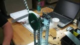 VEX Robotics Windmill no motors attached yet